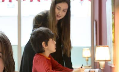 Κέντρο Σχολικής Μελέτης - Eργαστήριο Αγγλικών - Κατερίνα Κριτικάκη